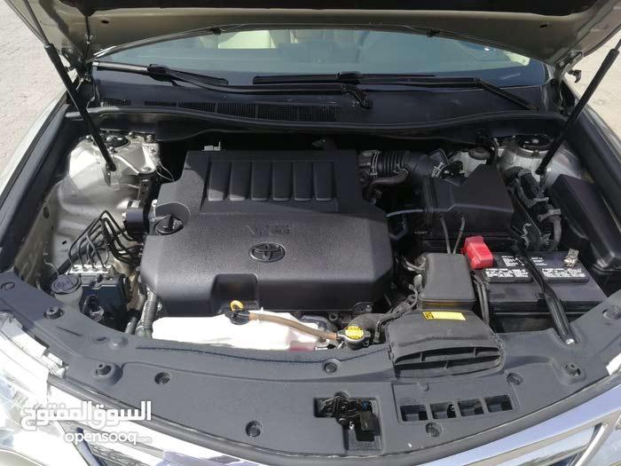 Automatic Toyota 2013 for sale - Used - Al Masn'a city