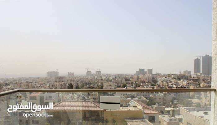 4 rooms 4 bathrooms apartment for sale in AmmanAl Rabiah
