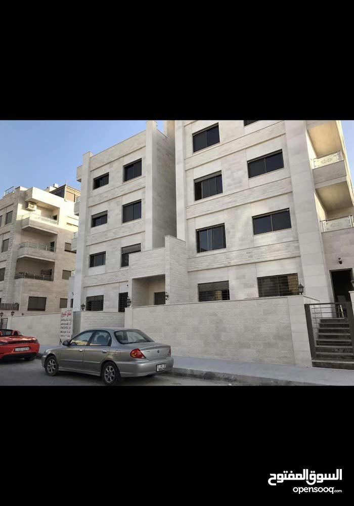 Al Rabiah neighborhood Amman city - 170 sqm apartment for sale