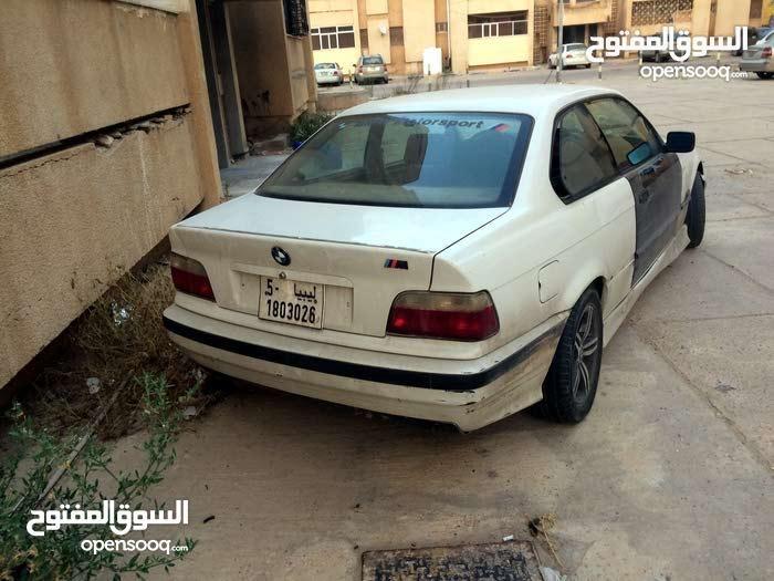 Manual BMW 1994 for sale - Used - Tripoli city