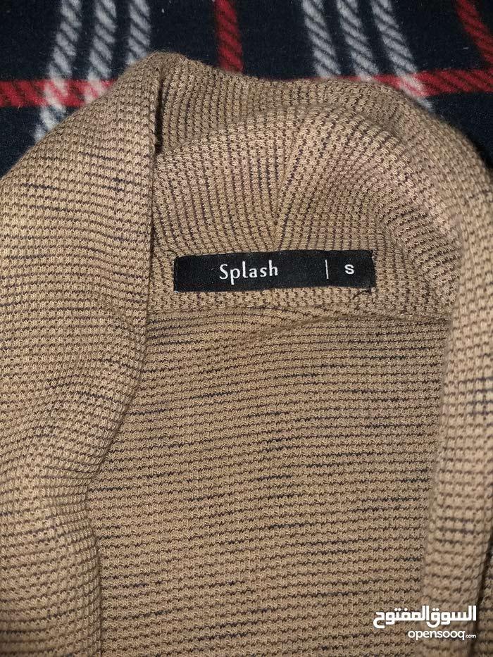 jacket splash