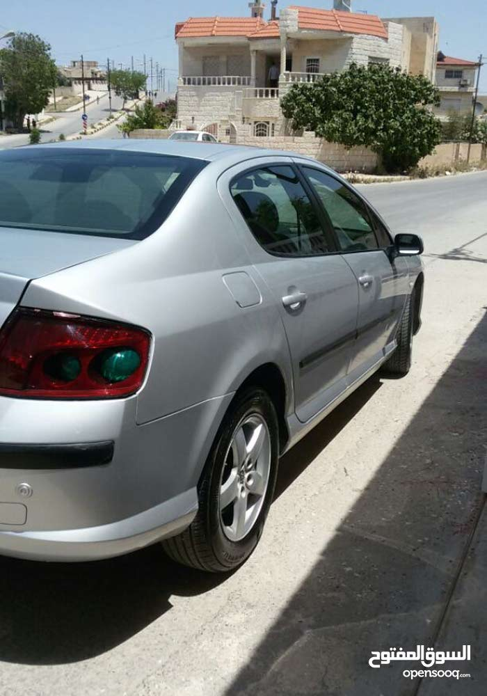 Peugeot 407 made in 2008 for sale