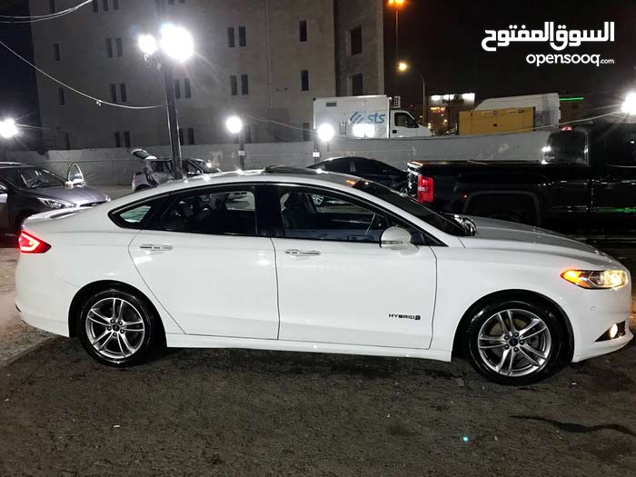 2015 Used Fusion with Automatic transmission is available for sale