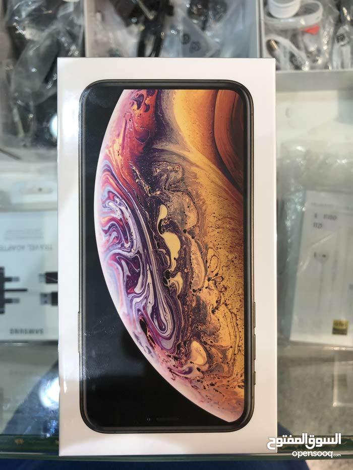 ايفون اكس اس ذهبي IPhone X's gold 64