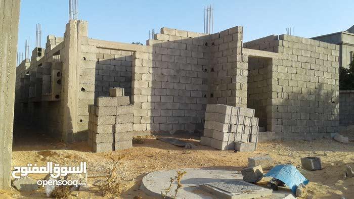 منزل للبيع في قصربن غشير