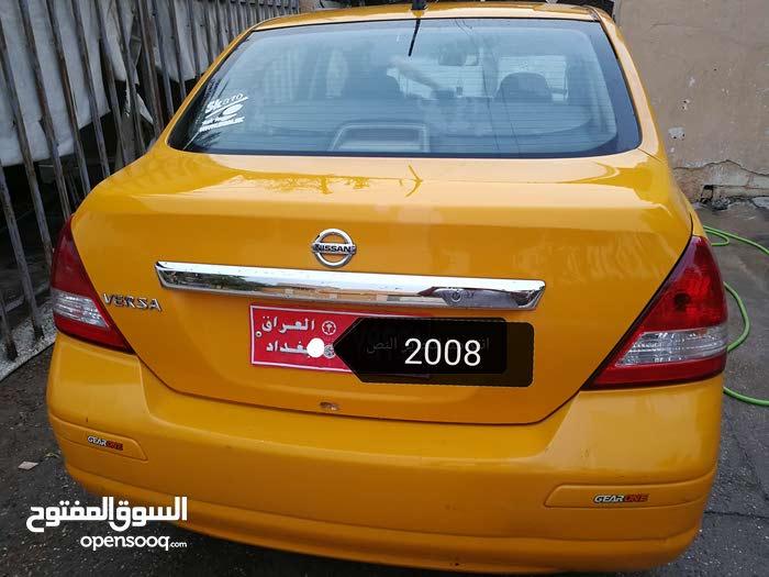 2008 Nissan Versa for sale