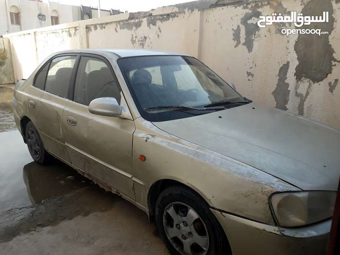 Best price! Hyundai Verna 2001 for sale