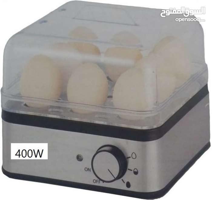 طاهية البيض والاطعمة بالبخار