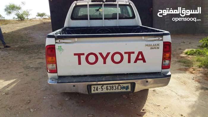 Toyota Hilux 2008 - Used