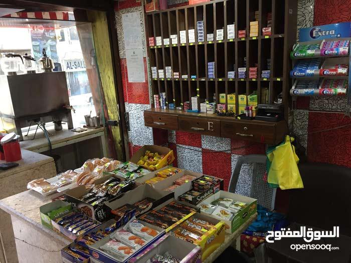 كفتيريا للبيع -جبل عمان -لعدم التفرغ والسفر