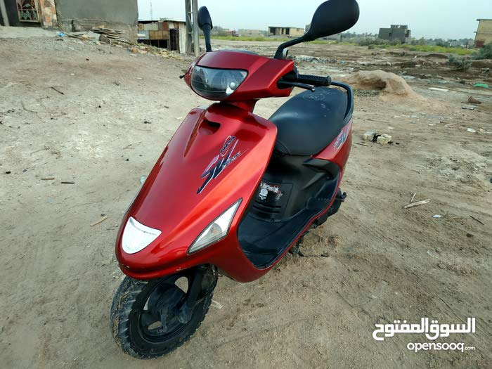 Yamaha motorbike for sale made in 2018