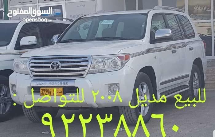 Gasoline Fuel/Power   Toyota Land Cruiser J70 2008