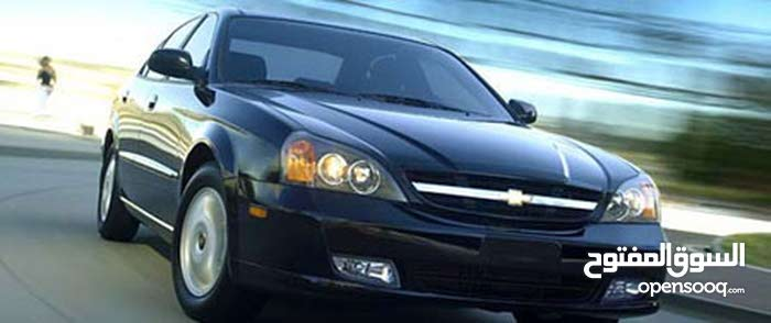 Automatic Chevrolet 2006 for rent - Amman