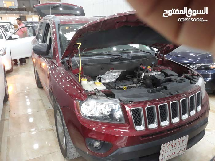 Available For Sale 1 9 999 Km Mileage Jeep Compass 2016