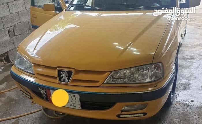 بيجو بارص 2015 جديدة السيارة مكفولة السيارة ماشية 88 رقمها بغداد