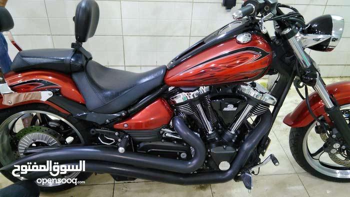 Used Yamaha motorbike in Nizwa