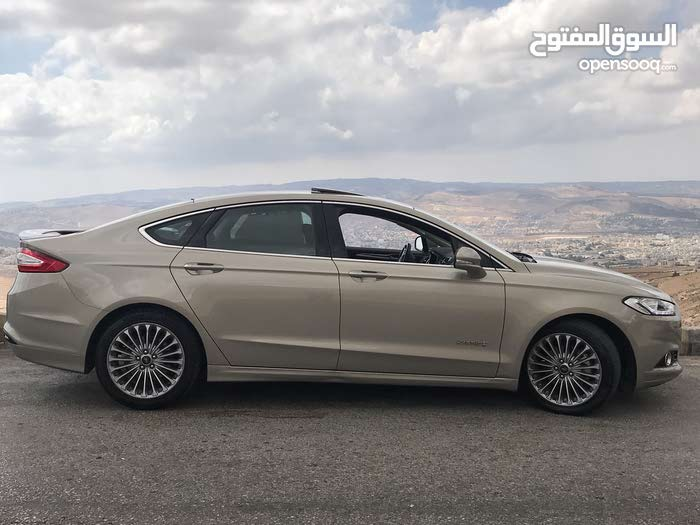 New Ford Fusion in Amman