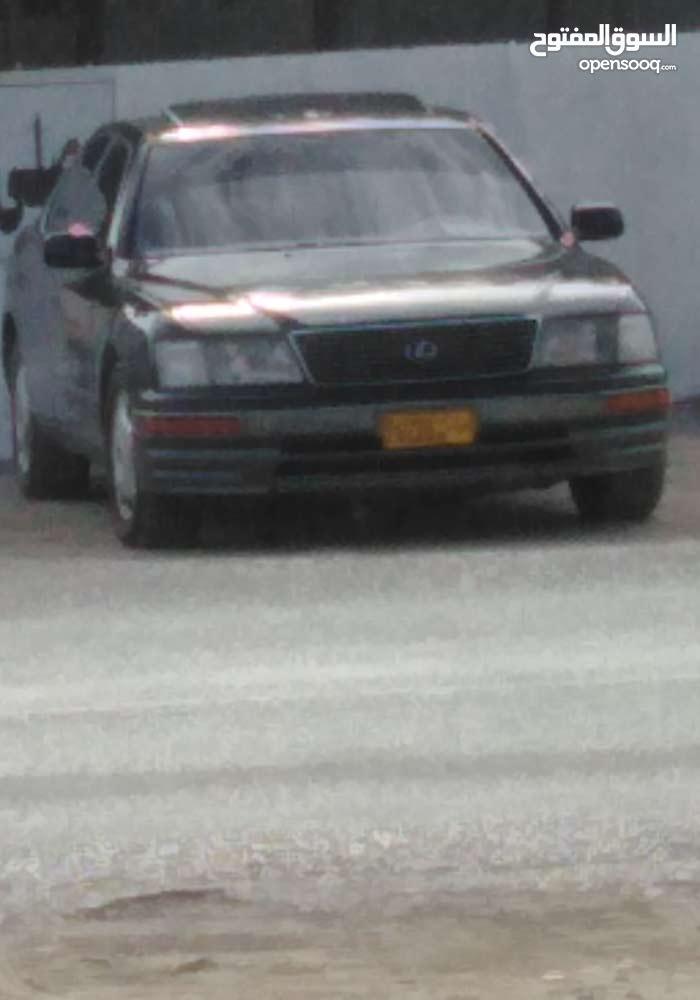 Automatic Lexus 1996 for sale - Used - Suwaiq city