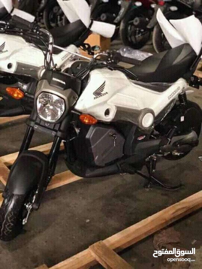 Honda motorbike for sale made in 2017