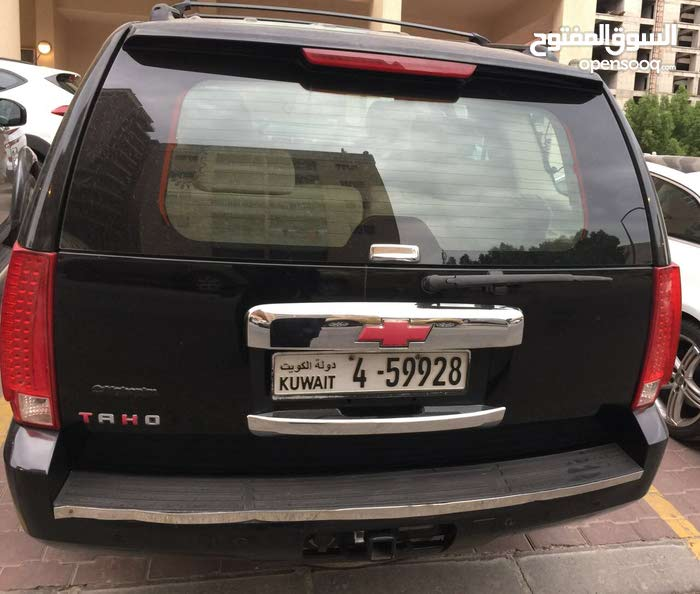 Chevrolet Tahoe car for sale 2008 in Hawally city