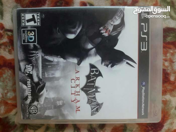 بيع او استبدال لعبا batman arkham city