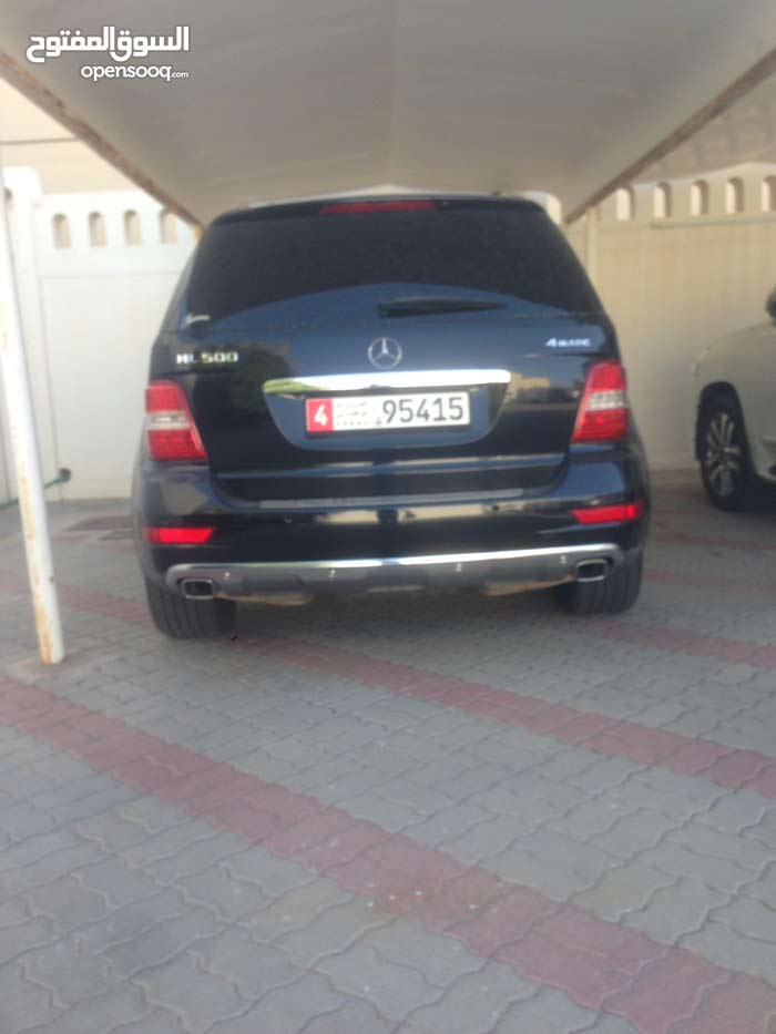 2010 Mercedes Benz ML for sale in Al Ain