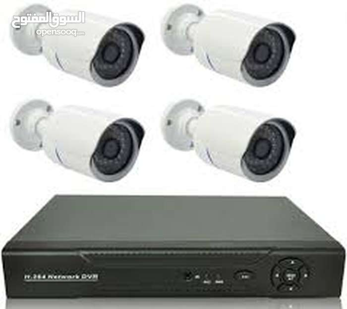 كاميرات مراقبه داخلي وخارجي 2 ميجا