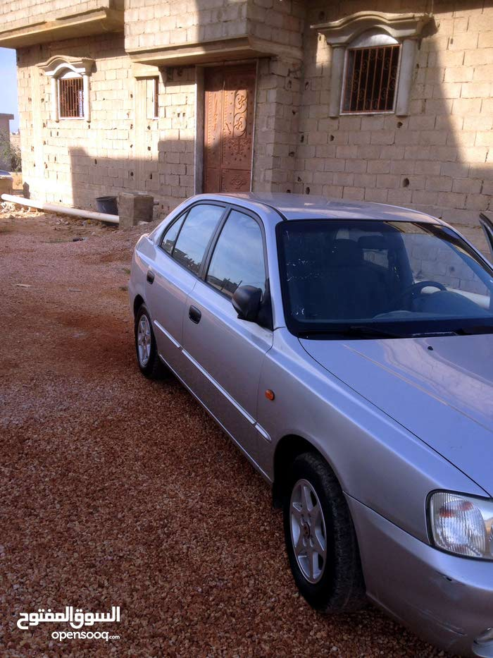 2005 Used Verna with Manual transmission is available for sale