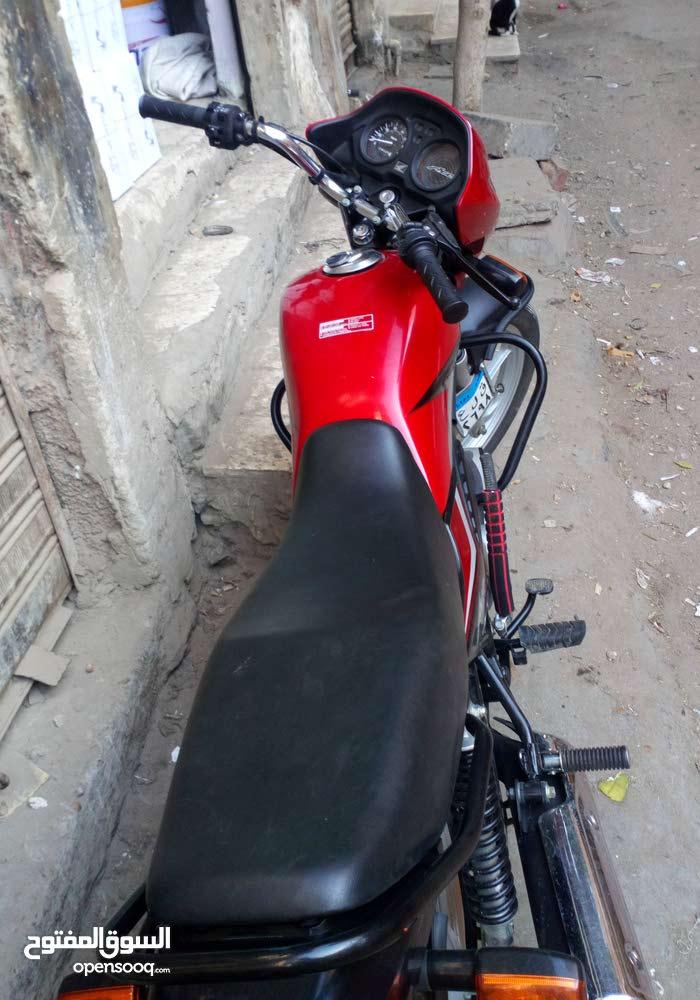 Honda motorbike made in 2018