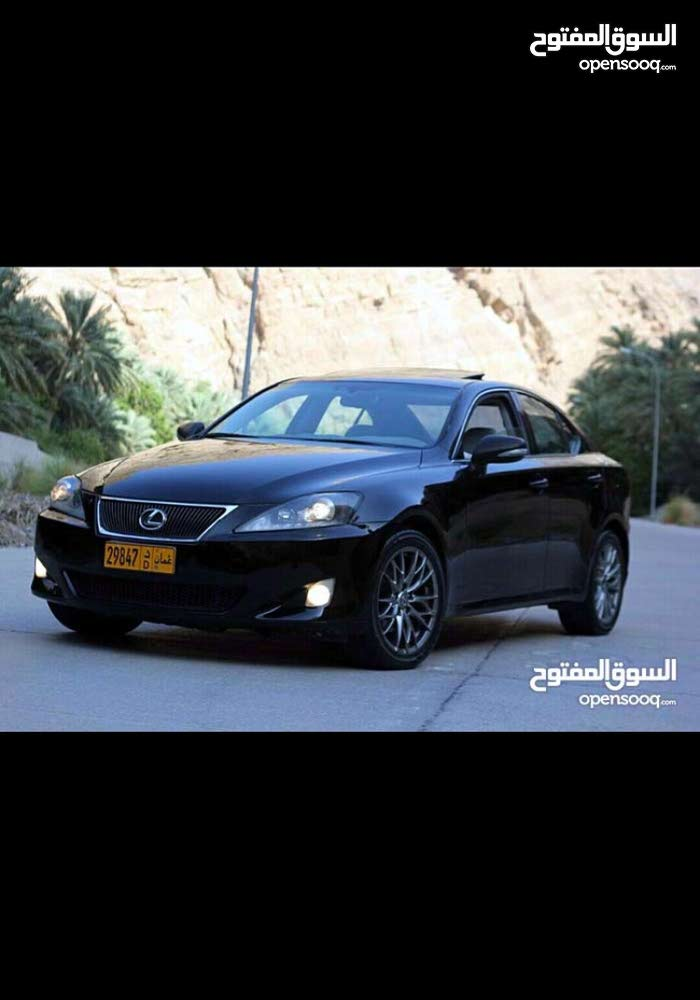 Lexus IS 2006 For sale - Black color