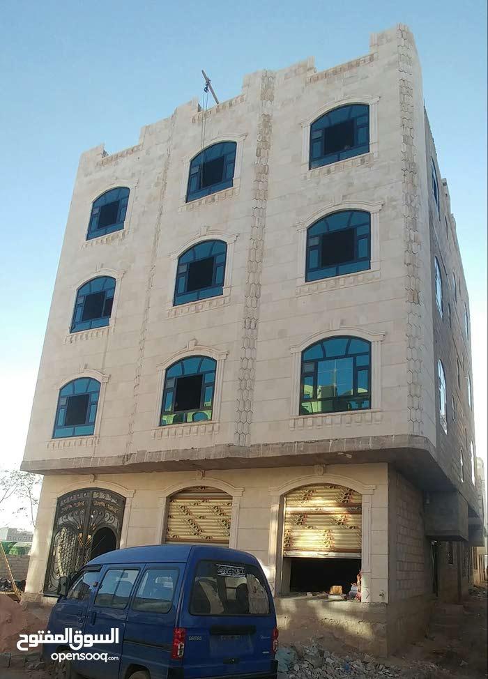 عماره اربعه دور حجر شارعين 8 شقق