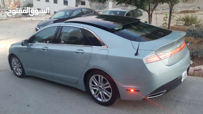For sale Lincoln MKZ car in Amman