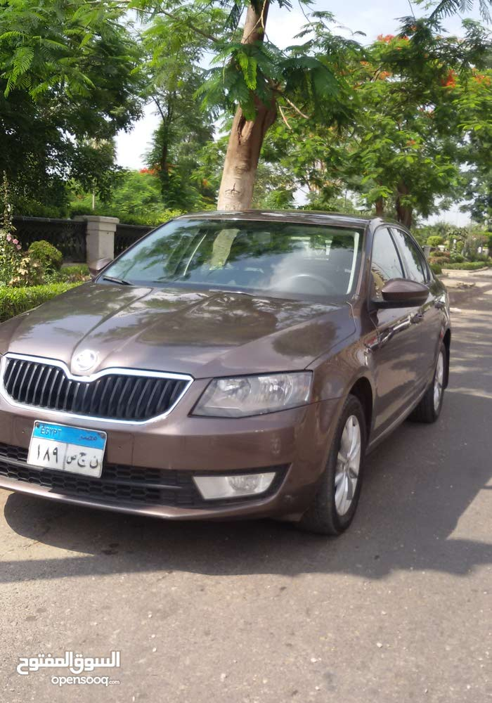 2015 Skoda Octavia for sale in Cairo