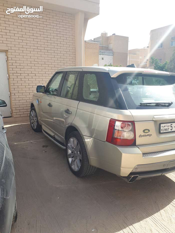 2008 Used Range Rover Sport with Automatic transmission is available for sale