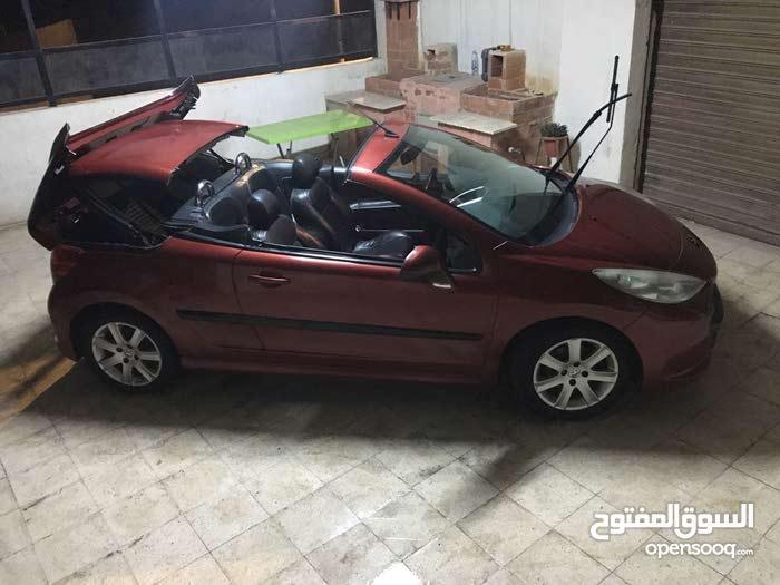 2008 Peugeot in Amman