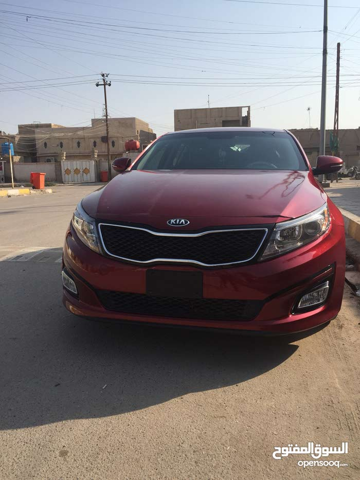 2015 Used Kia Optima for sale