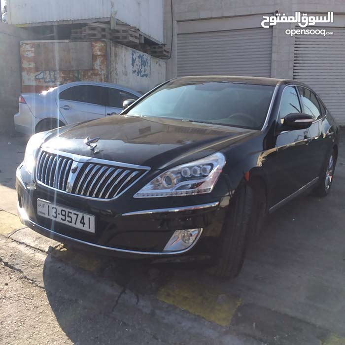 Used Hyundai Centennial for sale in Amman