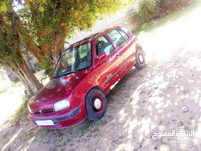 Nissan Micra 1999 - Zawiya