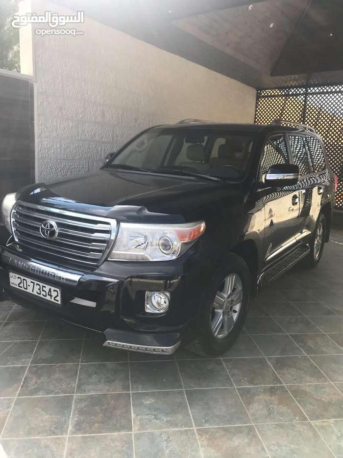 Black Toyota Land Cruiser J70 2014 for sale