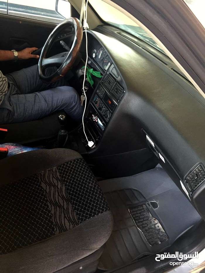 Silver Peugeot 405 2012 for sale