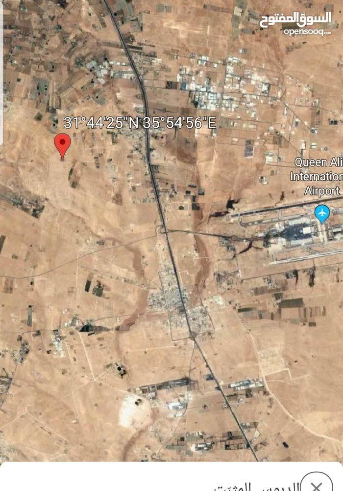 القسطل بوابه عمان المرحله الاولى 500م بسعر 24 الف مرتفعه