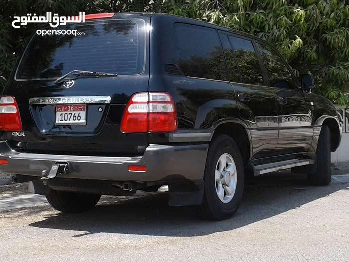 Manual Used Toyota Land Cruiser