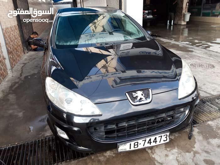 Peugeot 407 2006 for sale in Amman