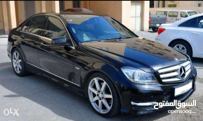 Mercedes Benz 2012 low mileage for sale