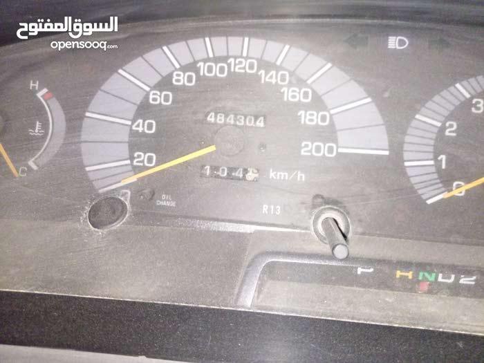 Toyota Previa in Tripoli