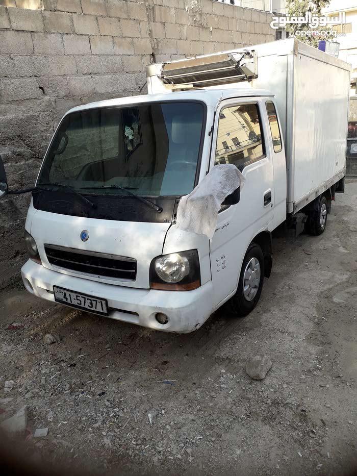 Used condition Kia Bongo 2003 with 50,000 - 59,999 km mileage