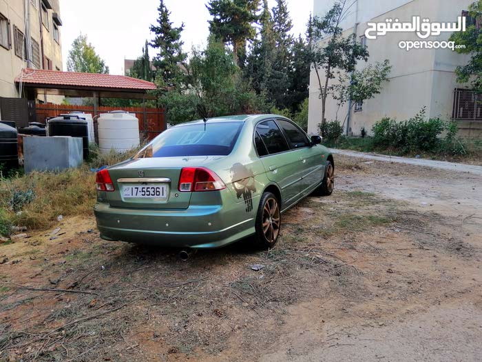 Honda Civic made in 2004 for sale