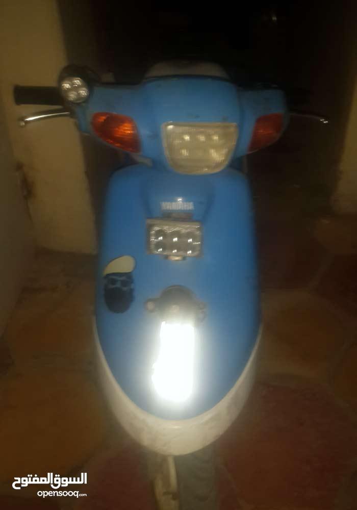 Used Yamaha motorbike available in Qadisiyah
