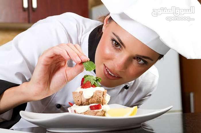 مطلوب عامل تحضير المطبخ