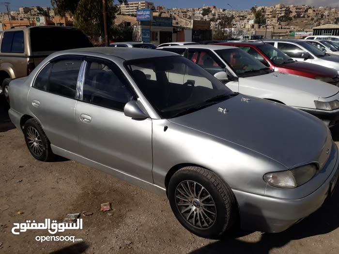 1996 Used Accent with Automatic transmission is available for sale